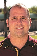 Coach Greg Mahon